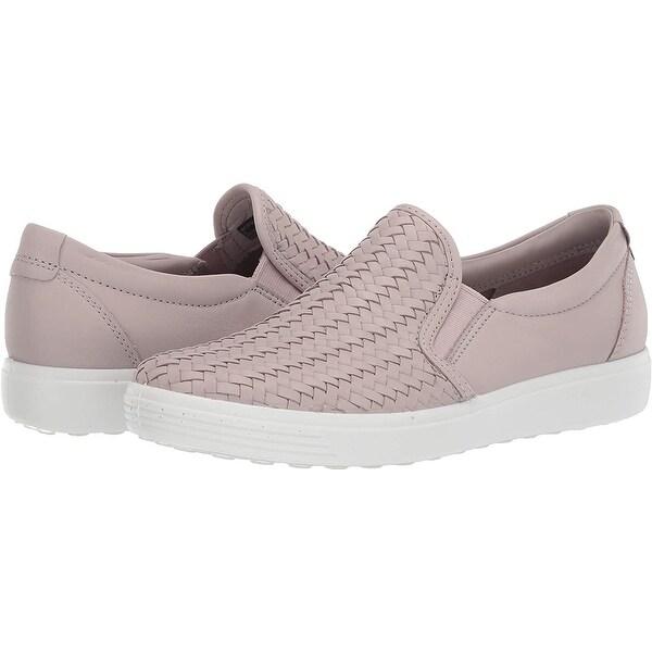 ECCO Women's Shoes Soft 7 Low Top Slip