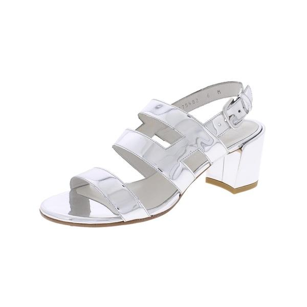 Stuart Weitzman Womens Milanese Dress Sandals Open Toe