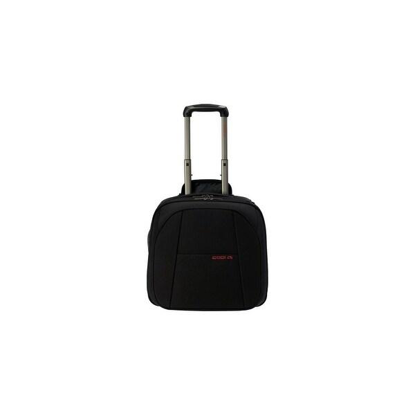 "Codi C6020 Codi CT3 Checkpoint Friendly Mobile Lite 15.4"" Wheeled Case - Ballistic Nylon - Checkpoint Friendly - Handle,"