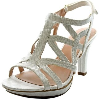 Naturalizer Danya W Open Toe Synthetic Sandals