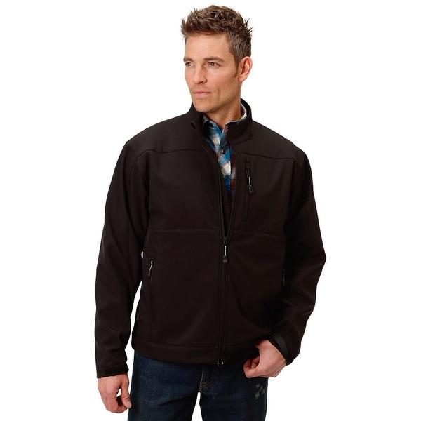 Roper Western Jacket Mens Zip Wind Resistant