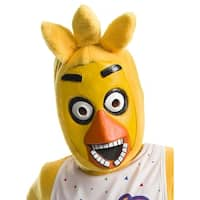 Five Nights At Freddy's Chica Child Costume Mask - Yellow