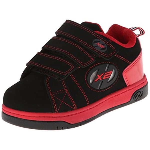 Heelys Boys Speed 2.0 Casual Shoes Leather Light Up