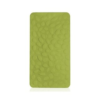 Nook Pebble Changing Pad in Green