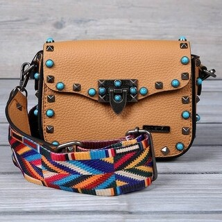 Mad Style Guitar Strap Studded Bag