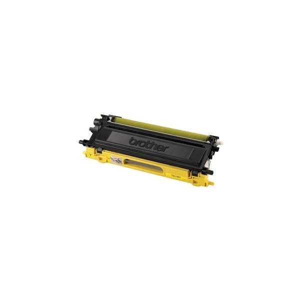 Brother M88922M Brother TN110Y Yellow Toner Cartridge Compatible with HL-4040CN, HL-4070CDW Series - Retail Packaging