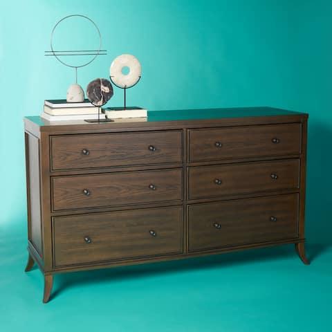 SAFAVIEH Couture Tobias 6-Drawer Dresser