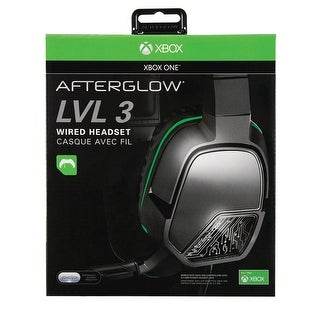 Afterglow LVL 3 Wired Headset for Xbox One