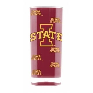 Iowa State Cyclones Tumbler Square Insulated 16oz