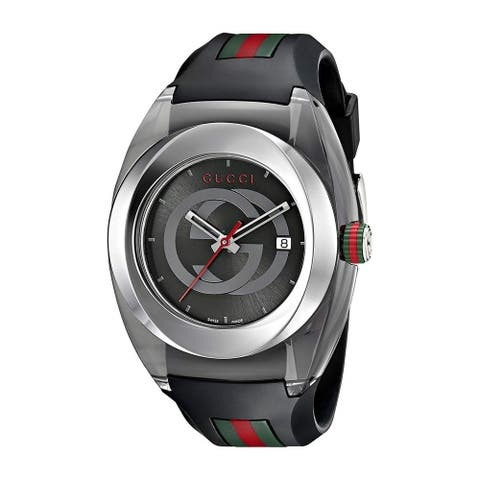 Gucci Men's Sync Stainless Steel Watch - adjustable one size
