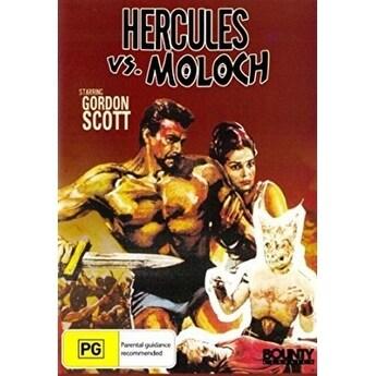Hercules Against Moloch [DVD]