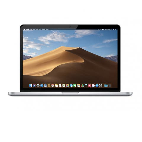 "15"" Apple MacBook Pro Retina 2.5GHz Quad Core i7"