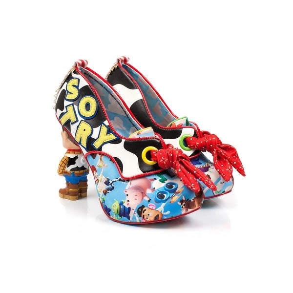 Toy Story You've Got a Friend In Me Woody and Buzz Heels