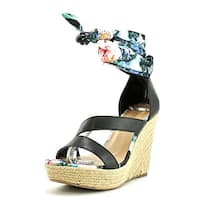 Thalia Sodi Womens PASA Open Toe Casual Platform Sandals
