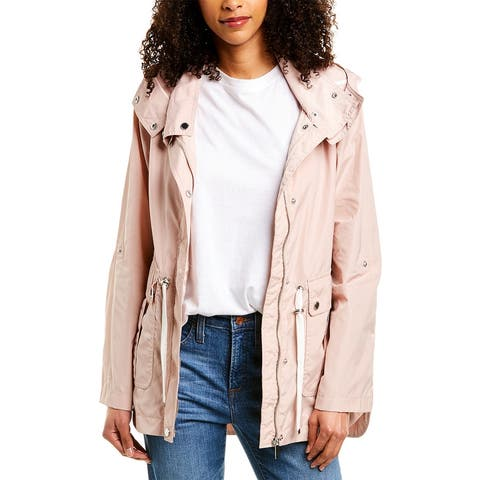 French Connection Patch Pocket Anorak