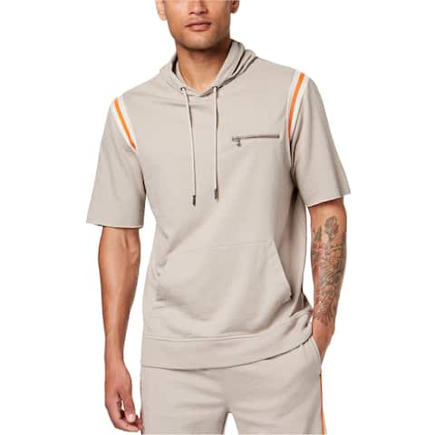 I-N-C Mens Hooded Sweatshirt
