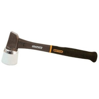 Bostitch HFM-4 Graphite Hardwood Flooring Mallet #4, 59 Oz