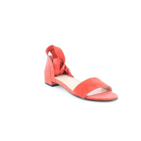Stuart Weitzman Corbata Women's Sandals Pimento
