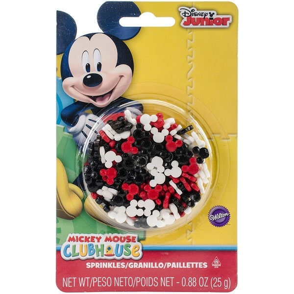 Sprinkles .88oz-Mickey Mouse