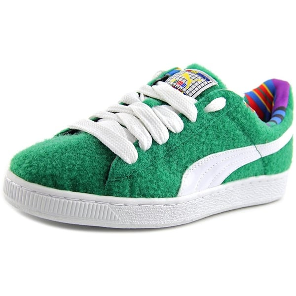 online retailer a58a0 a9cc3 Shop Puma Basket X Dee & Ricky CR Round Toe Synthetic ...