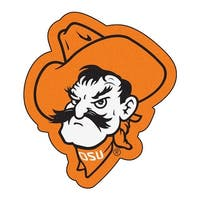 Oklahoma State Cowboys Mascot Area Rug