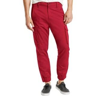 Levi's Mens Jogger Jeans Twill Slim Fit