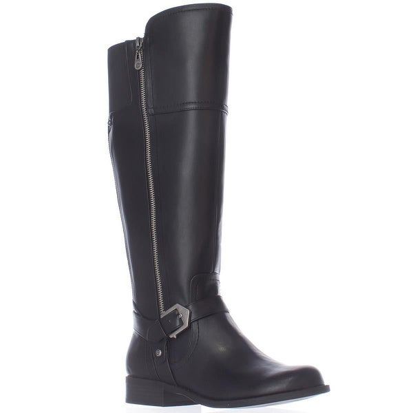 G by GUESS Hailee Riding Boots, Black