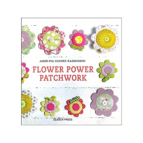 9781844487998 search press flower power patchwork bk