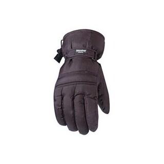 Wells Lamont ST004MMK Ski Gloves, Medium, Nylon