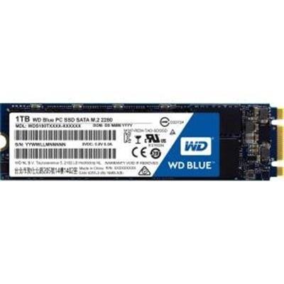 Wd Blue Wds100t2b0b 1Tb Sata M.2 2280 Internal Solid State Drive