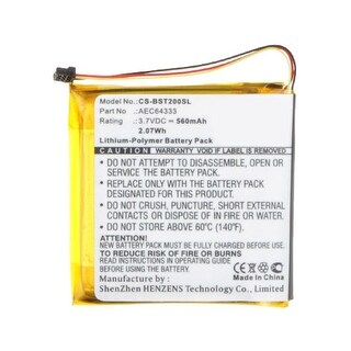 Battery for Beats CPP-567 (Single Pack) Replacement Battery