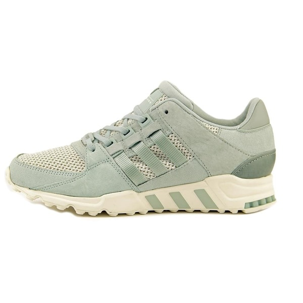 sports shoes 9233c 555a3 Shop Adidas EQT Support RF Women Round Toe Suede Green ...