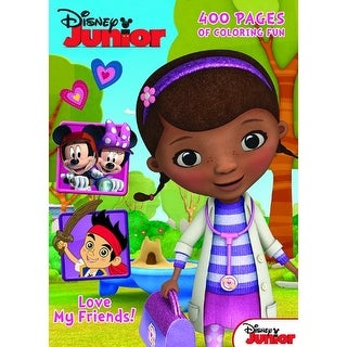 Disney Junior 400 Pages of Coloring Fun