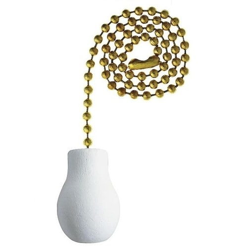 """Westinghouse 77014 Decorative Pull Chain, 12"""""""