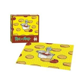 Rick and Morty Szechuan Hot Tub Premium Puzzle, 550 Pieces - multi