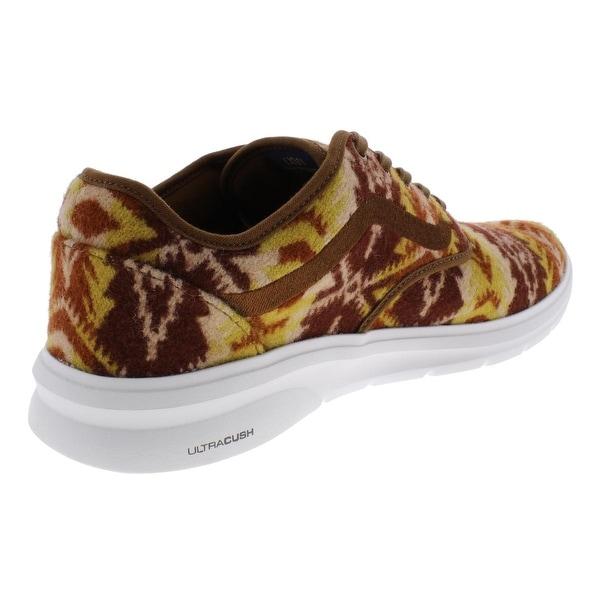 Vans Mens Iso 2 Casual Shoes Wool Low Top