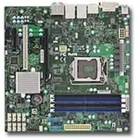Supermicro Motherboard MBD-X11SAE-M-B Xeon E3-1200 v5 LGA1151 Socket H4 C236 PCI Express SATA MicroATX Bulk