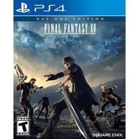 Final Fantasy XV - PlayStation 4  (Refurbished)