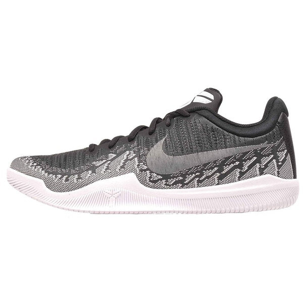 c4cc82946582 Shop Nike Mens Koby Mamba Rage Low Top Lace Up Running Sneaker - Free  Shipping Today - Overstock - 25980356