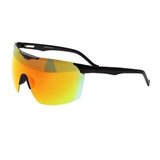 Sixty One Shore Unisex Acetate Sunglasses - 100% UVA/UVB Prorection - Polarized/Mirrored/Gradient Lens - Multi