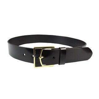 Lauren Ralph Lauren Women's Spazzolato Leather Belt