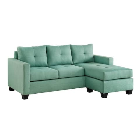 Nadine Reversible Sofa Chaise