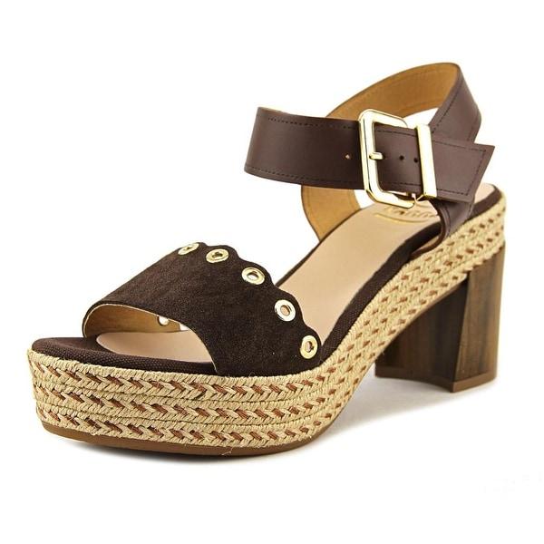 Kanna KV7254 Women Brown Sandals