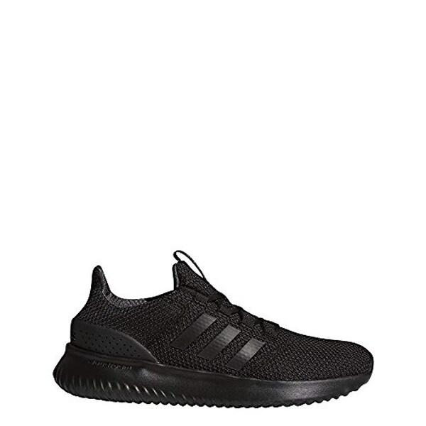 Adidas Men's Cloudfoam Ultimate Running Shoe Utility Black, 11.5 M Us