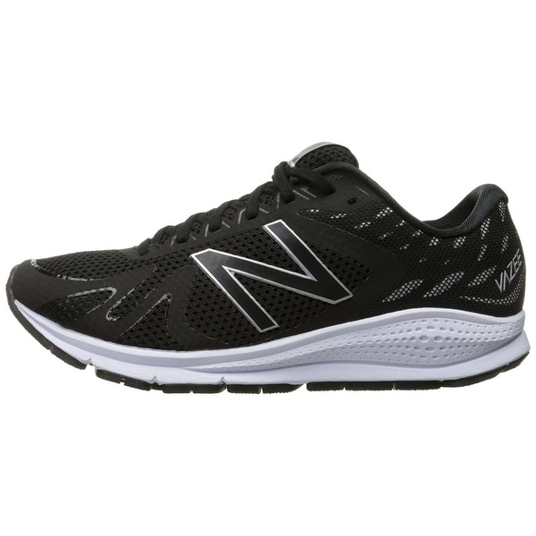 New Balance Womens Wurgebk Low Top Lace Up Tennis Shoes
