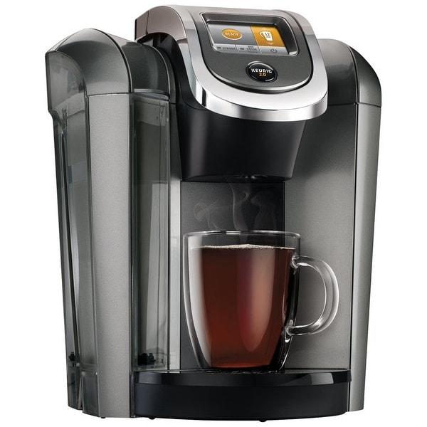 Keurig 119307 K575 Programmable Coffee Maker, Silver