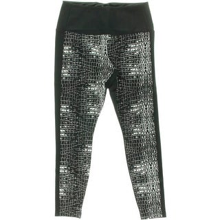 Lysse Womens Stretch Animal Print Leggings - XS