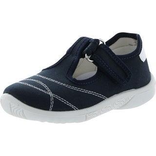 Naturino Girls 7742 Canvas Fisherman Sandals