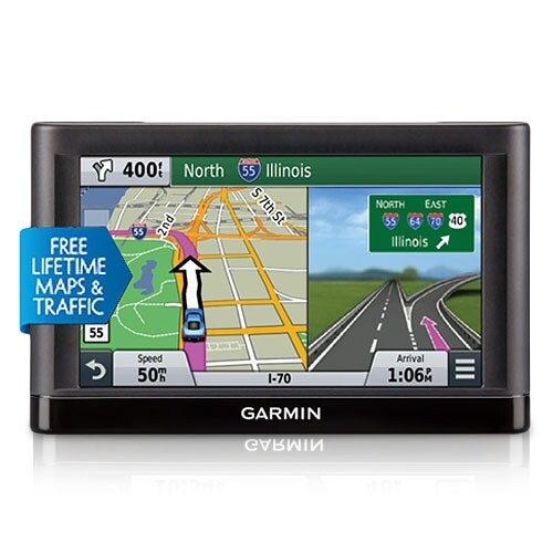 Refurbished Garmin Nuvi 65LMT 6-inch Touchscreen GPS w/ Lifetime Maps & Traffic Updates