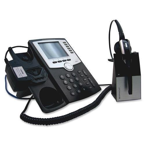 Spracht Rhl-2010 Remote Headset Lifter For Zūm Dect 6.0 Wireless Conference Call Headset